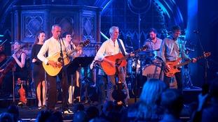 Newcastle set for Status Quo 'Aquostic' show