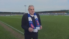 Hartlepool United boss Dave Jones sacked