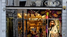 Luxury shoe brand Jimmy Choo up for sale