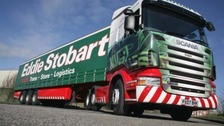 Stobart valued at half-a-billion pounds ahead of shares sale