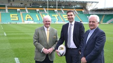 Saints unveil new Chief Executive