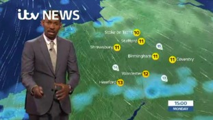 West Midlands Weather: Some outbreaks of light rain
