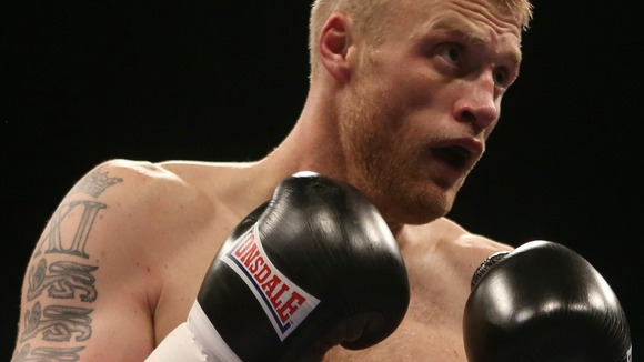 Flintoff claims boxing victory