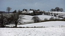 Snow and hail set to sweep across UK in Arctic blast