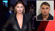 Pregnant Ferne McCann's ex in court over acid attack