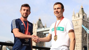 'I don't know how to thank him' says London 