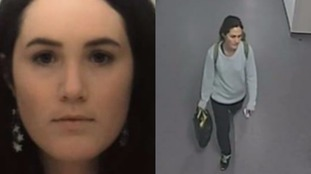 Police release CCTV in bid to find trainee nurse Anna Lewis last seen leaving work last Thursday