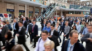Long delays at Waterloo as services are halted