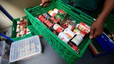 Charity sees rise in people using Cardiff foodbank