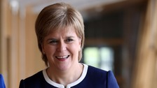 Sturgeon says Tory expenses allegations forced May's hand