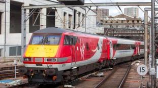 Virgin Trains East Coast.