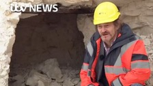 First World War tunnels discovered under Salisbury Plain