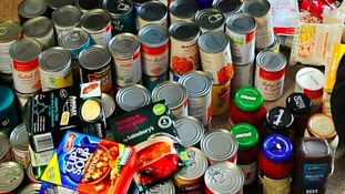 People are continuing to use foodbanks