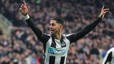 Newcastle return to Premier League with win over Preston
