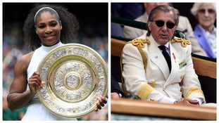 Serena Williams has hit out at Romanian tennis captain Ilie Nastase.
