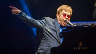 Sir Elton John thanks fans for 'avalanche of kindness' after fighting 'potentially deadly' infection