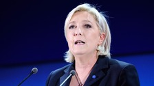 French election: Le Pen 'steps down' as National Front leader