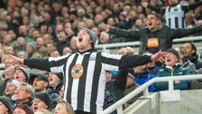 Fans react to Newcastle's promotion