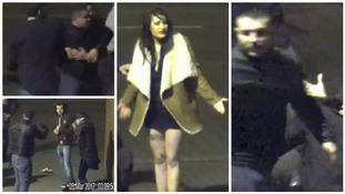 Police would like to speak to these potential witnesses after a serious assault