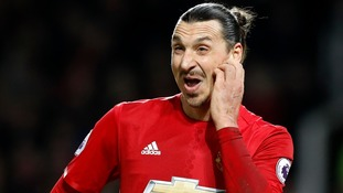Rumours: Zlatan Ibrahimovic expects to leave Man United in summer after suffering serious knee injury