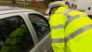 Police carry out roadside checks