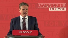 Labour outlining 'new plan' for Brexit to fight for workers