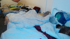 40 people crammed into squalid three-bed house sharing one toilet