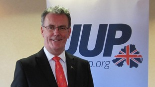 Former UTV presenter Mike Nesbitt