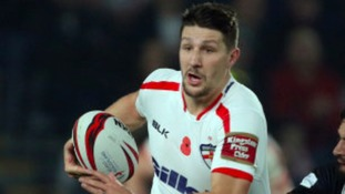 Widdop picks up injury day after being named in England squad