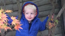 Tributes to boy, 4, who died in a tragic accident while on holiday