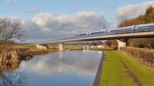 It is hoped HS2 will be in operation in Yorkshire in 2033