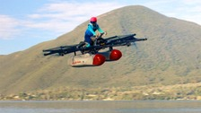Flying car 'could be on sale by end of the year'