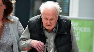 Man, 95, spared jail over attempted mercy killing of 88-year-old wife