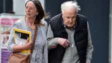 Man, 95, spared jail over wife's attempted mercy killing
