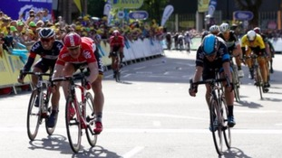 Tour of Britain rides back to region