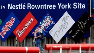 Nestle announced cuts of more than 600 jobs at its York factory back in 2006.