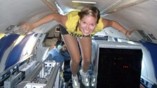 Dr Jenni Sidey still in the hunt for space role
