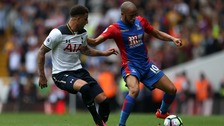 Kyle Walker and Andros Townsend
