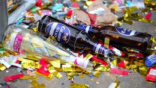 Students at risk from drug and alcohol fuelled 'super-parties'
