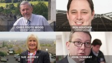 Mayoral candidates for Tees Valley