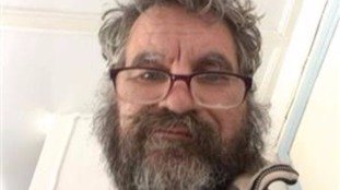 Steve Gray was staying in hotels in the UK before he went missing