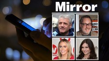 Host of celebrities settle Mirror Group phone-hacking claims
