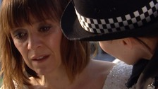Emmerdale's Zoe Henry praised for rape survivor portrayal