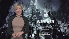 Wales weather: staying cold but showers dying out
