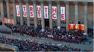 Hillsborough families still waiting 12 months after inquests