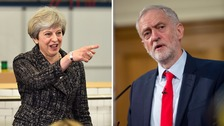 May and Corbyn set for fiery final PMQs before election