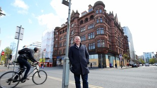 Landmark Belfast building to be transformed into new hotel