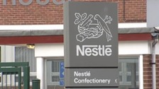 Nestle to cut jobs in York and Halifax
