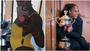 Serena Williams announced pregnancy to world by accident