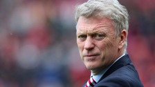 David Moyes charged by FA over 'slap' comments made to female reporter
